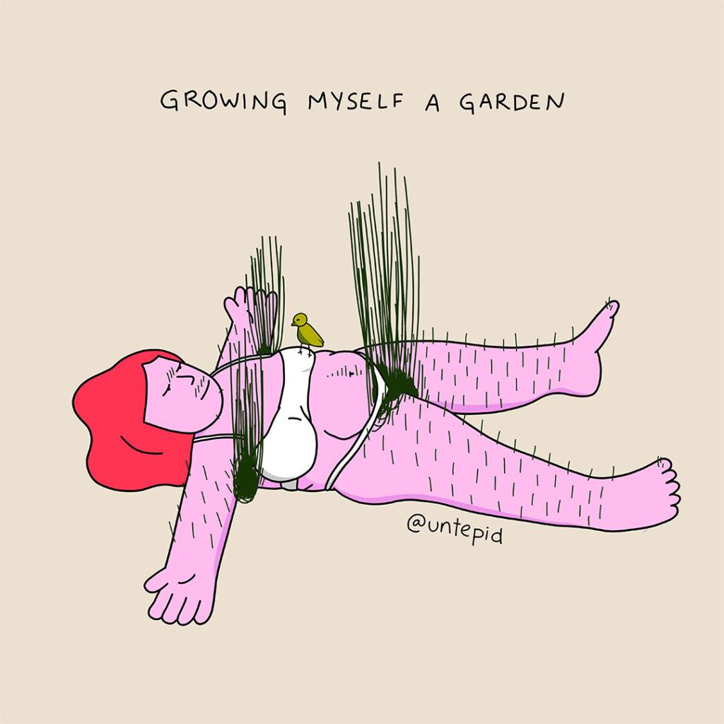 Common-Exception-Ana-Curbelo-Untepid-BBC-Growing-Myself-A-Garden